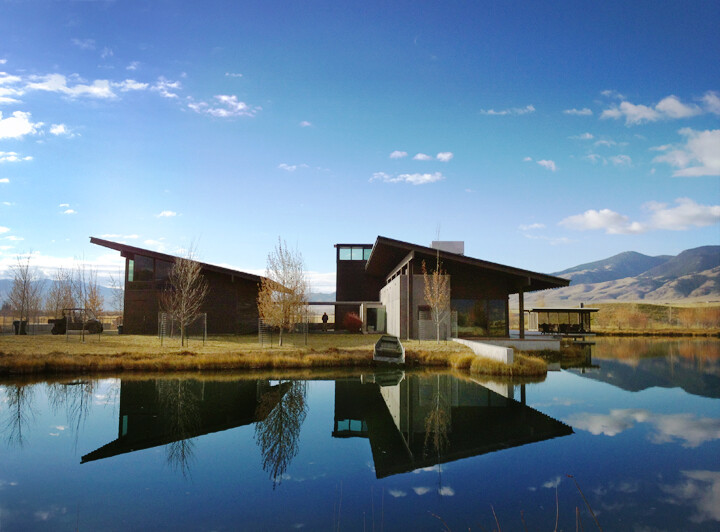 Montana Ranch House by Suyama Peterson Deguchi (10)