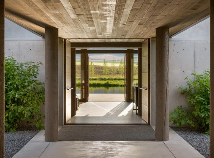 Montana Ranch House by Suyama Peterson Deguchi (3)