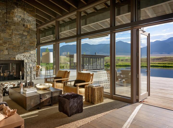 Montana Ranch House by Suyama Peterson Deguchi (4)