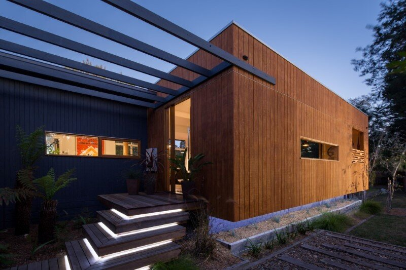 Nunawading House - Single Family Home by Maxa Design (18)