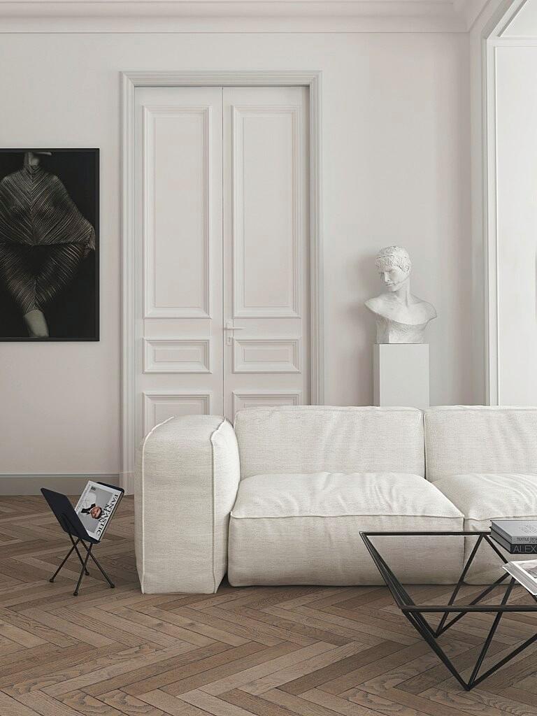 Passeig De Gr Cia Apartment Reconverted Into A Dwelling