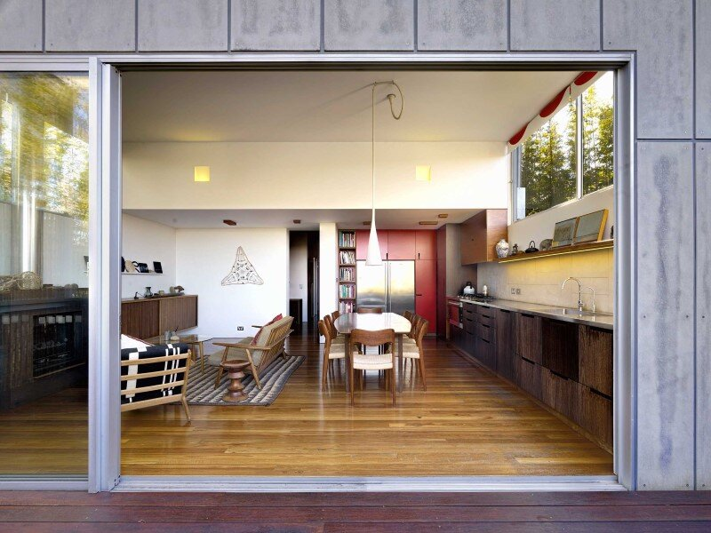 Renovation and an addition to an existing 1930s duplex - Kerridge house + apartment (15)
