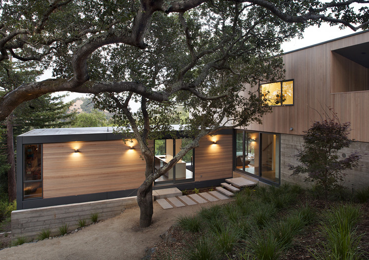 San Anselmo Residence by Shands Studio - Marin County, California (11)