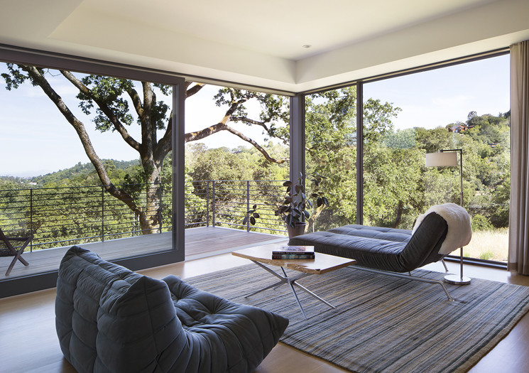 San Anselmo House by Shands Studio - Marin County, California (6)