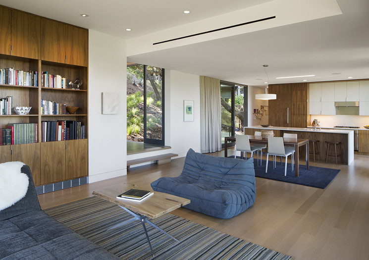San Anselmo House by Shands Studio - Marin County, California (7)