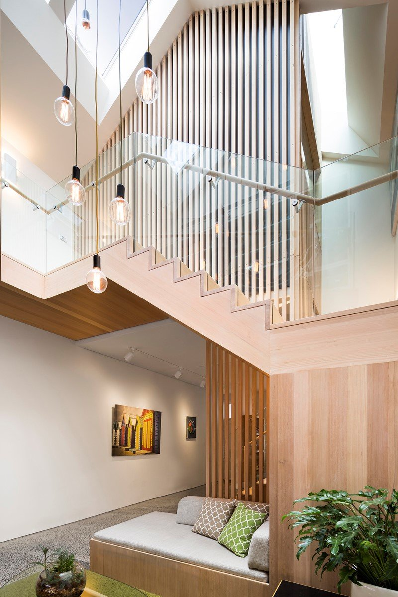 South Melbourne House Refurbishment of an Double Storey Terrace House (9)