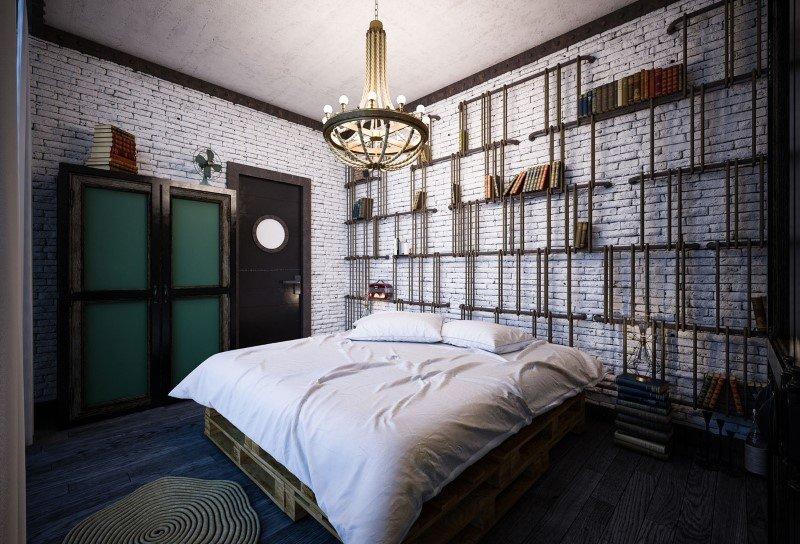 Steampunk Residence by Razvan Barsan + Partners (13)