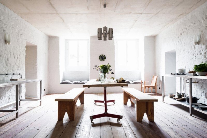 Summer Apartment Near Berlin with Vintage Polish, Czech and Danish furniture - Loft Szczecin Studio (15)