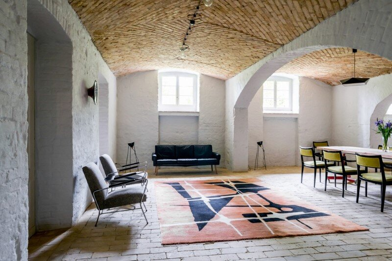 Summer Apartment Near Berlin with Vintage Polish, Czech and Danish furniture - Loft Szczecin Studio (7)