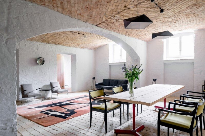 Summer Flat Near Berlin with Vintage Polish, Czech and Danish furniture - Loft Szczecin Studio (1)