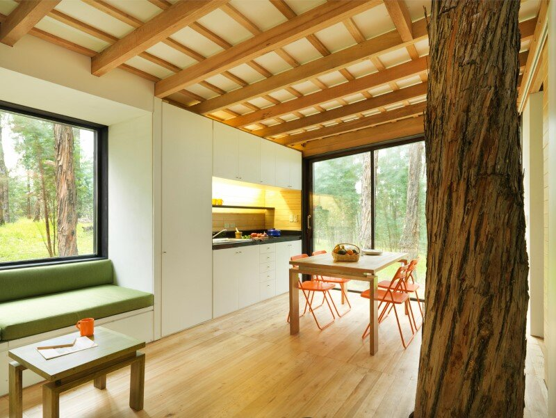 Sustainable housing prototype - House with low footprint and high energy efficiency (10)