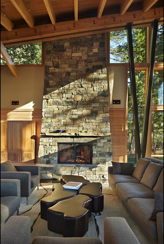 Sustainable mountain house in the Methow Valley of Washington State 4