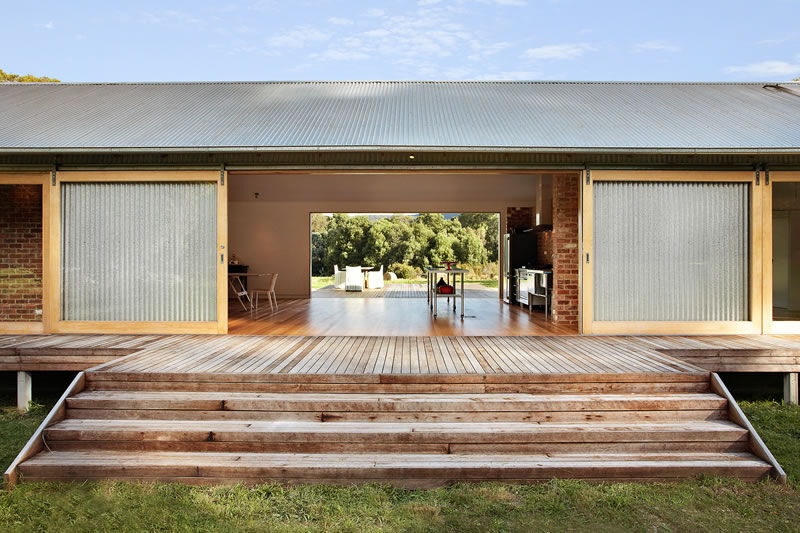 Tonimbuk House - Australian Woolshed Inspired Home - Bunyip State Park (10)