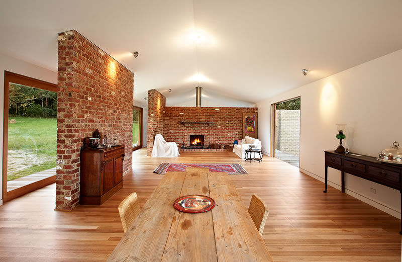 Tonimbuk House – Australian Woolshed Inspired Home