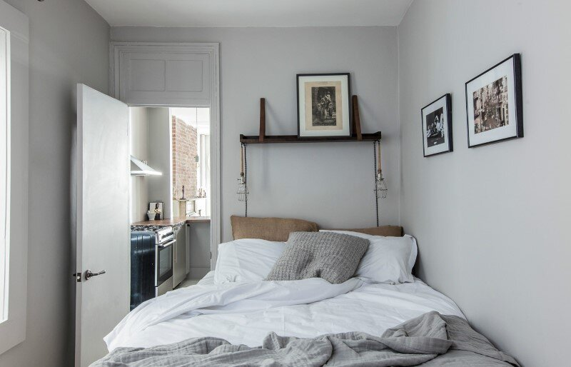 Upper East Side Apartment - Cozy and Welcoming with a Mellow Monochromatic Palette (7)