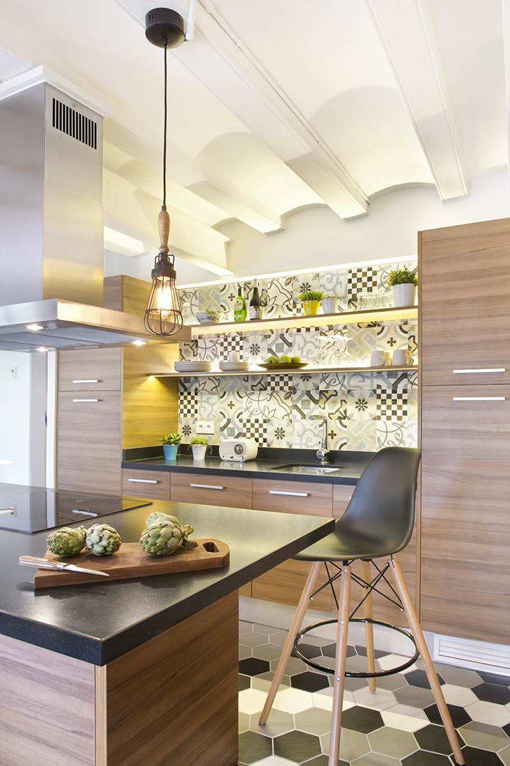 Apartment in Barcelona recently completed by Egue y Seta. (1)
