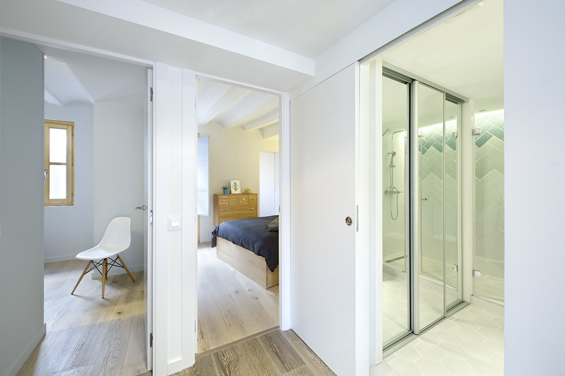 Apartment in Barcelona recently completed by Egue y Seta. (4)