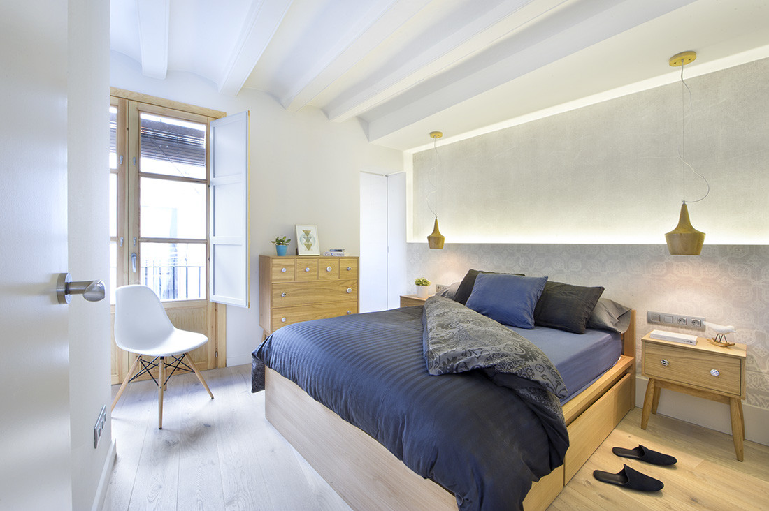 Apartment in Barcelona recently completed by Egue y Seta. (8)