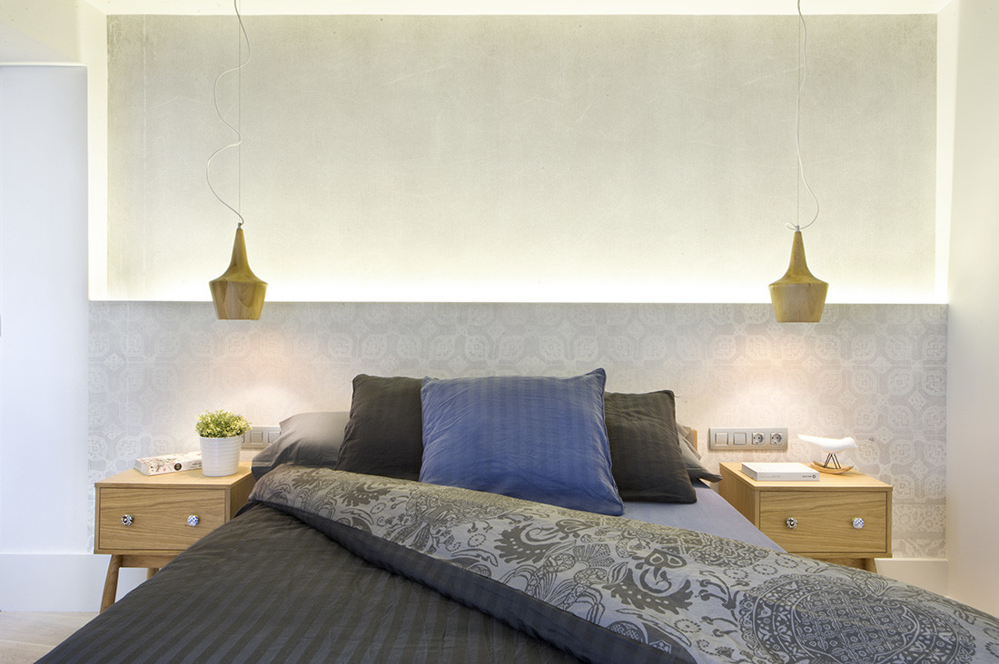 Apartment in Barcelona recently completed by Egue y Seta. (9)