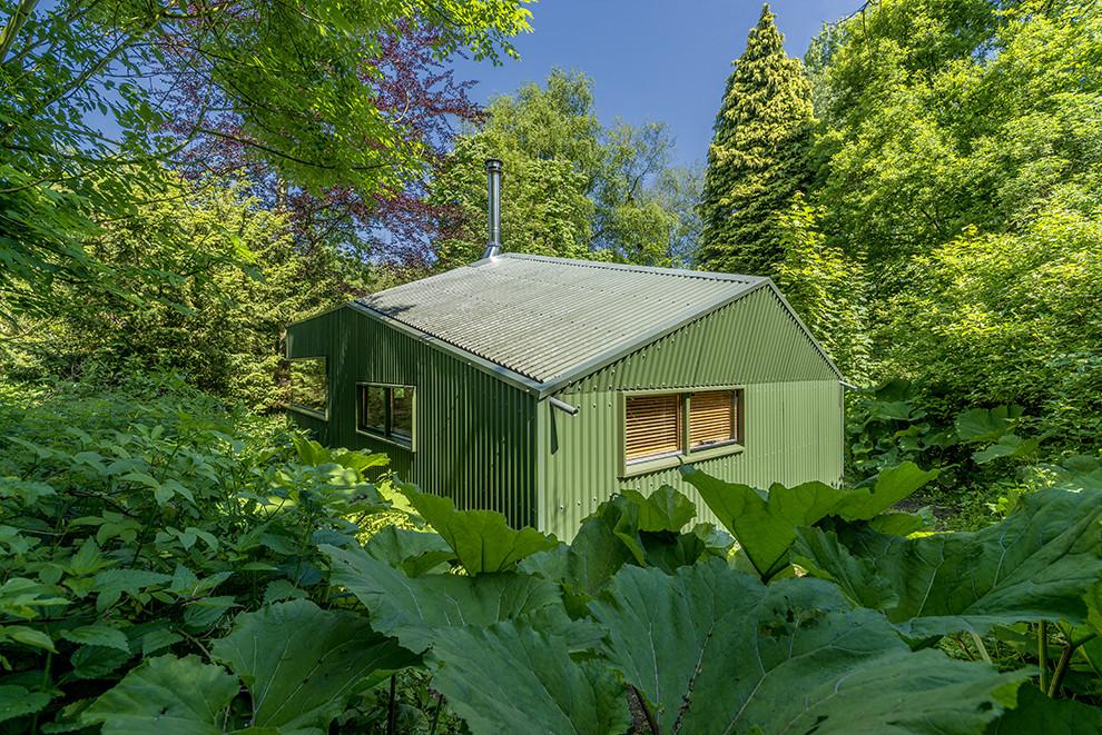 CC-Studio Rebuilt Thoreau Cabin into the Netherlands Noorderpark (3)