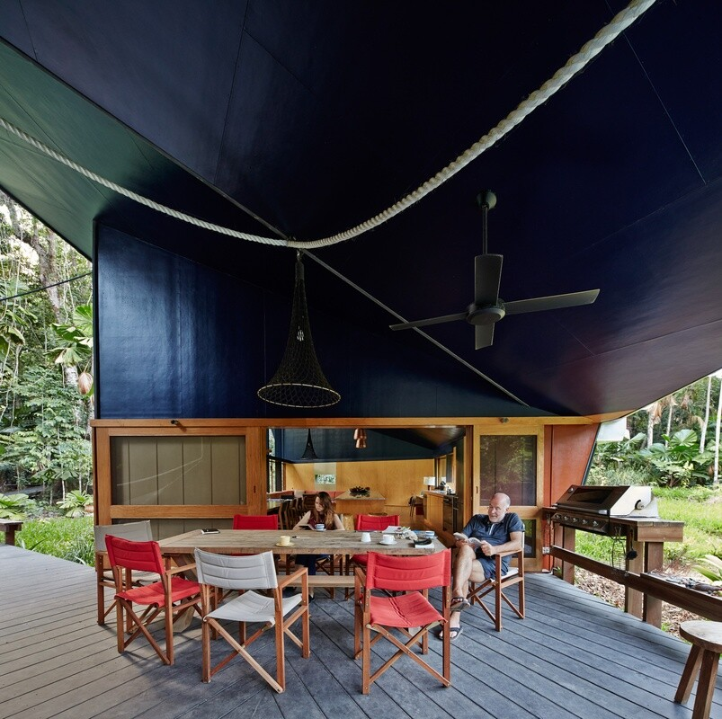 Cape Tribulation House for a Holiday Life at the Beach (7)