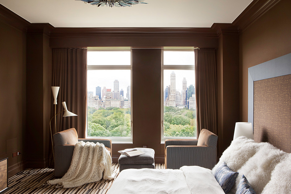 Central Park West Residence in New York City - designed by D'Aquino Monaco (13)