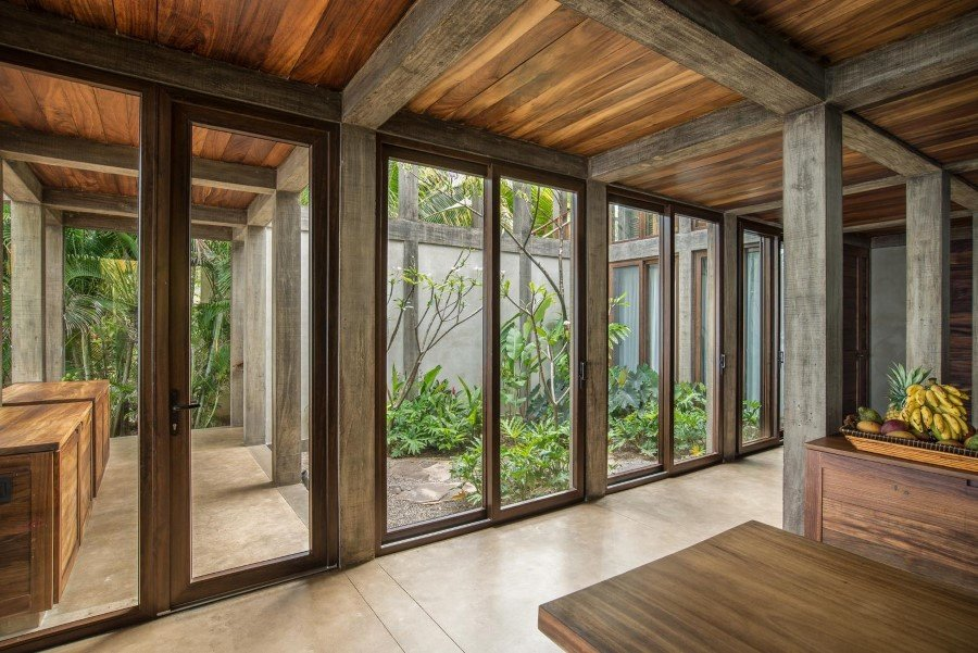 Chacala retreat house surrounded by jungle on the sunny Mexican coast (9)