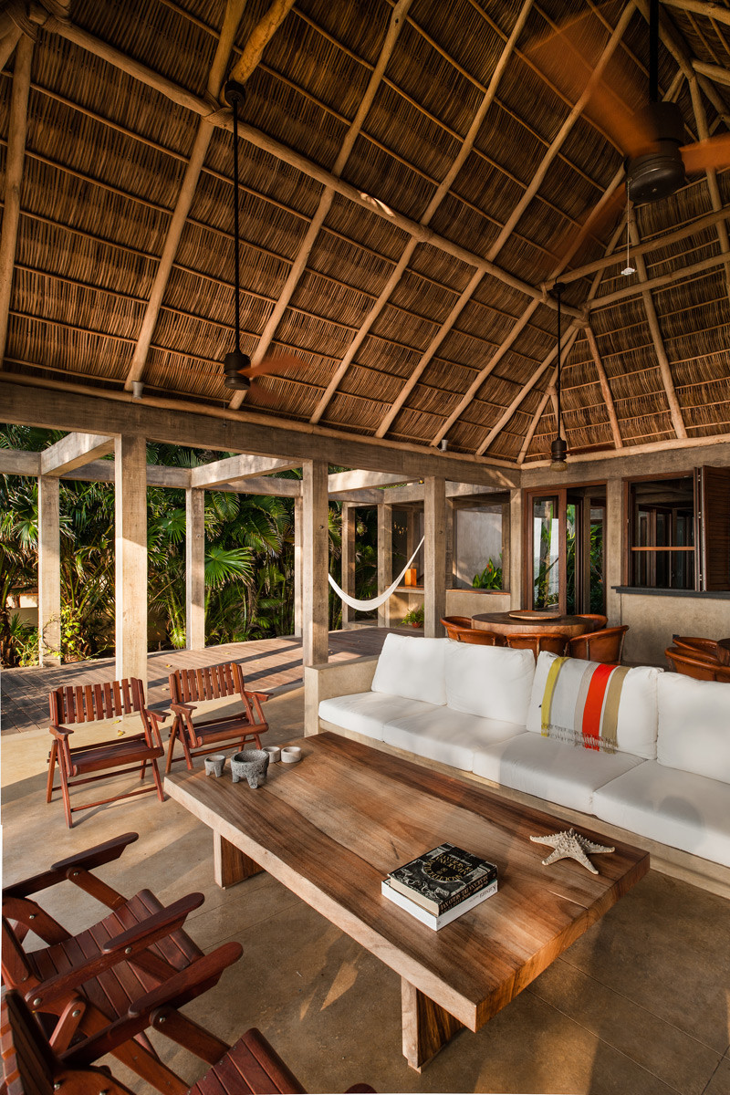Chacala vacation house surrounded by jungle on the sunny Mexican coast (5)