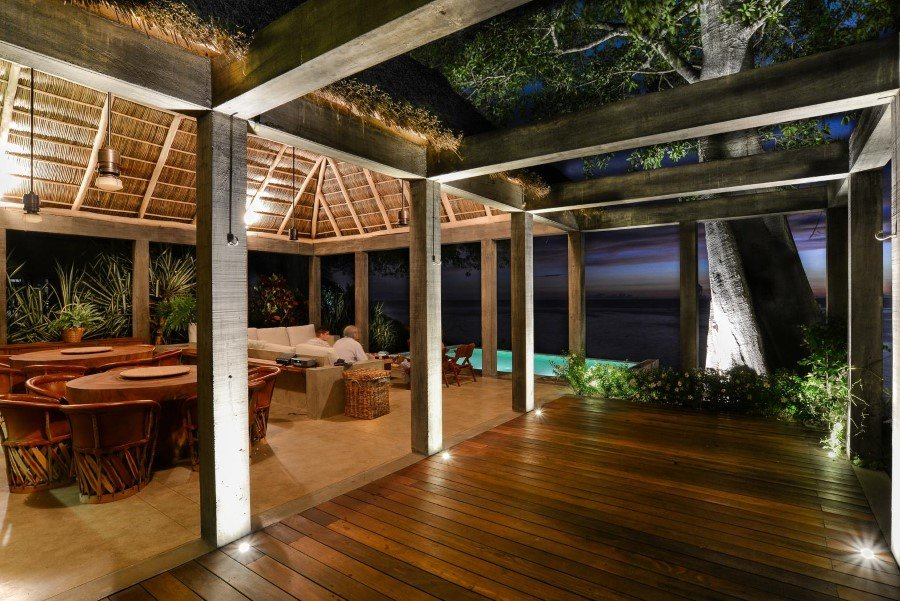 Chacala vacation house surrounded by jungle on the sunny Mexican coast (6)