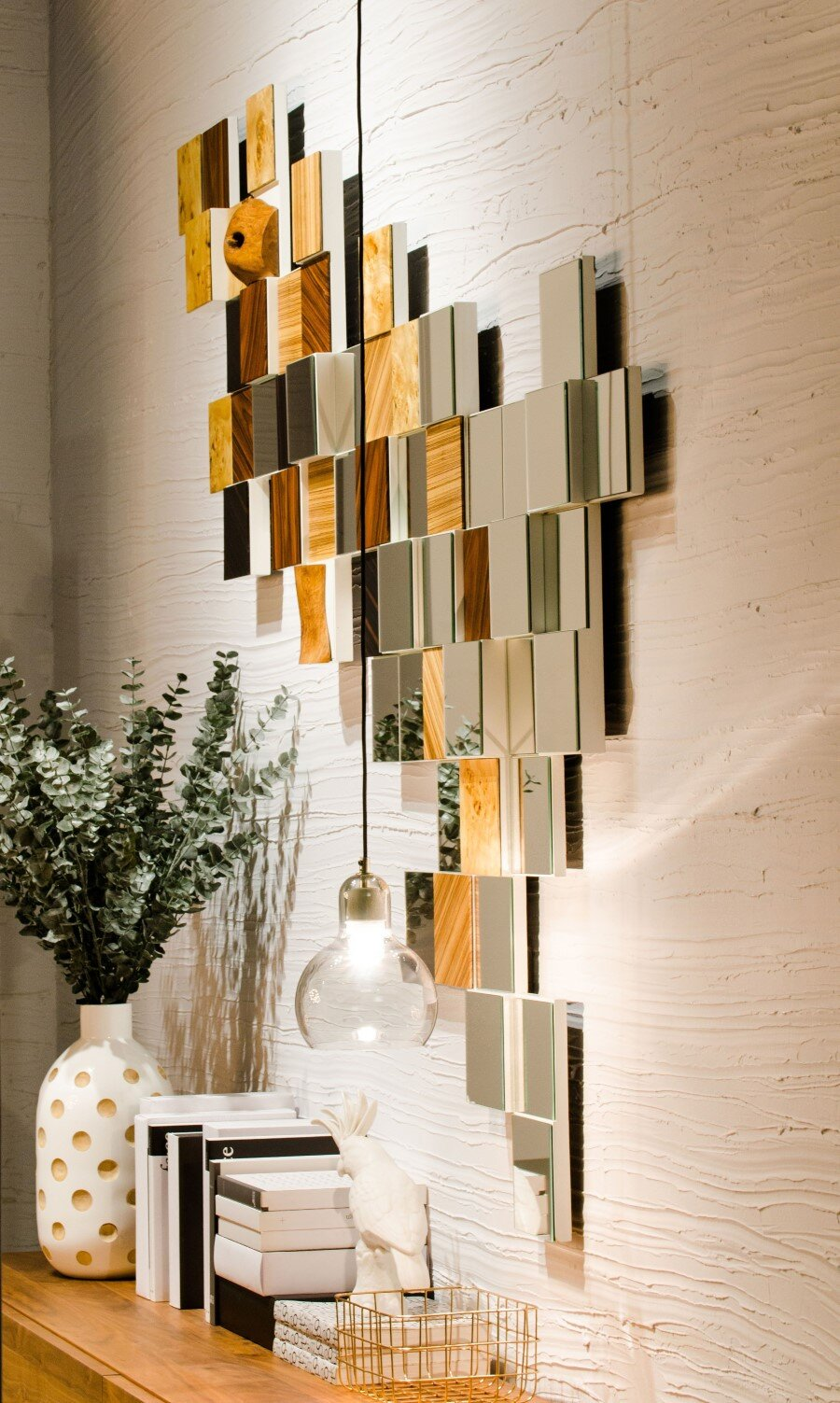 Collage Mirror- Fresh and Dynamic Mirror Mosaic by Amarist (2)