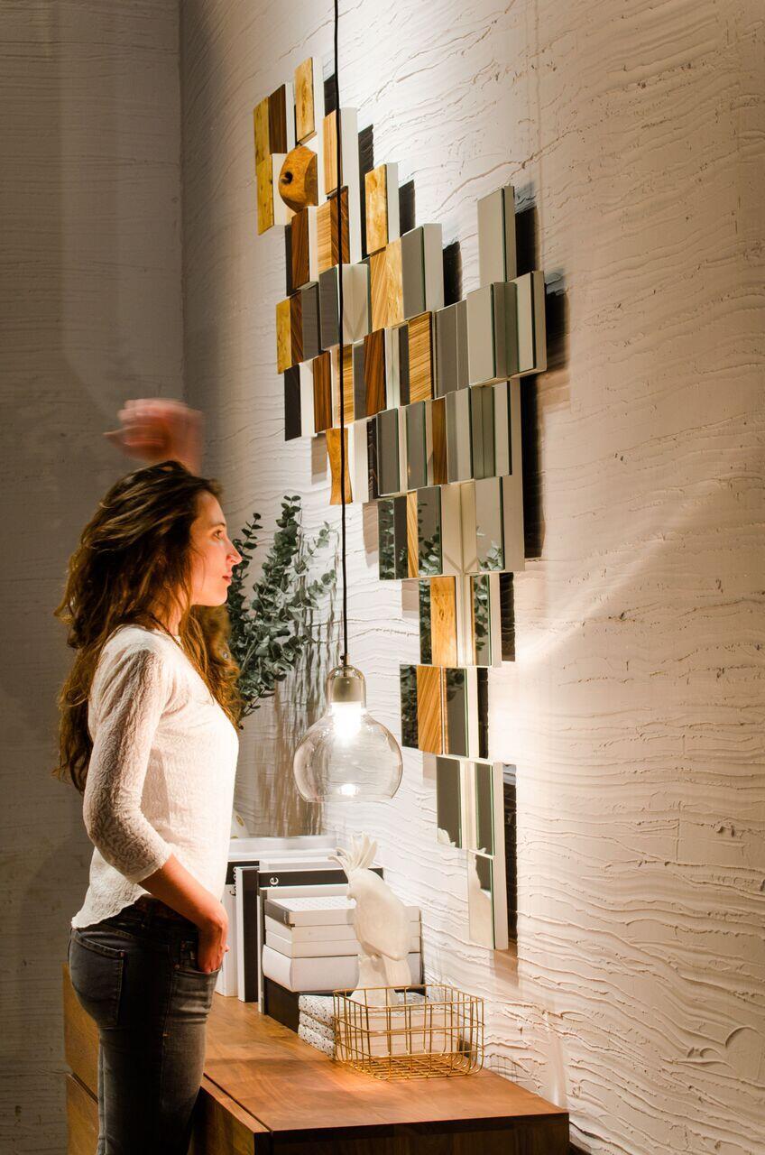 Collage Mirror- Fresh and Dynamic Mirror Mosaic by Amarist (6)