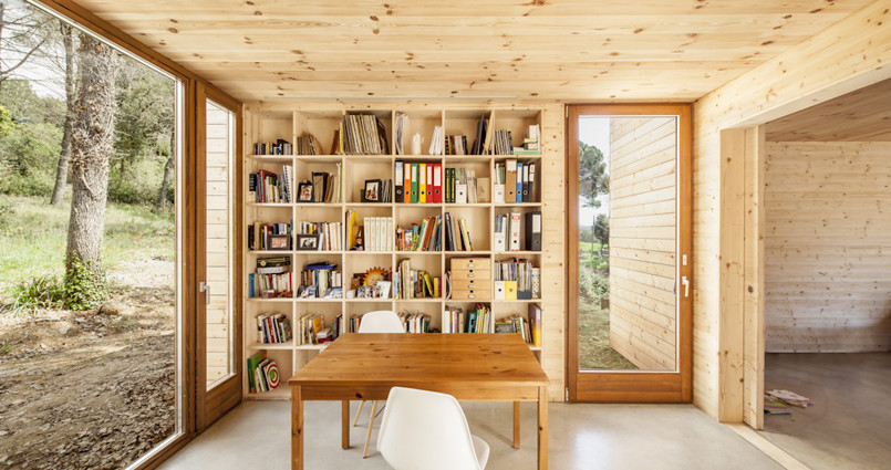 House Energy Efficient - Casa GG by Alventosa Morell Arquitectes (10)