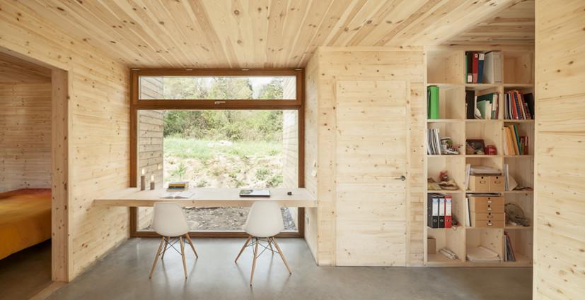 House Energy Efficient - Casa GG by Alventosa Morell Arquitectes (11)