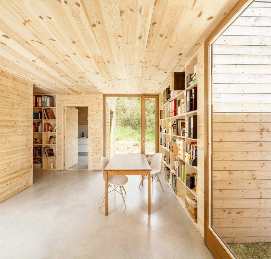 House Energy Efficient - Casa GG by Alventosa Morell Arquitectes (8)