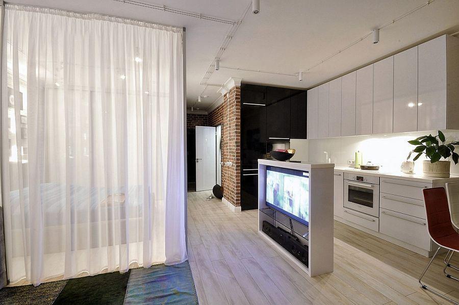 Lagenhet Apartment by AllartsDesign Studio (7)