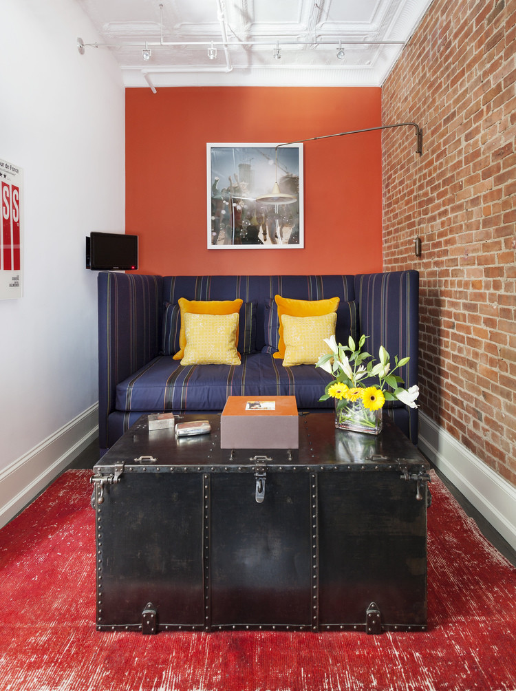 Mercer Street Loft - celebrates both classic, historical elements and modern twists 7