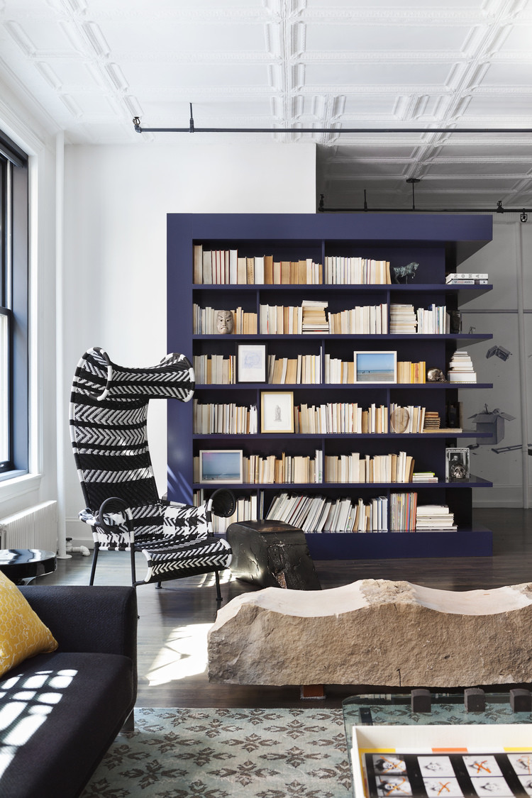 Mercer Street Loft - celebrates both classic, historical elements and modern twists 3