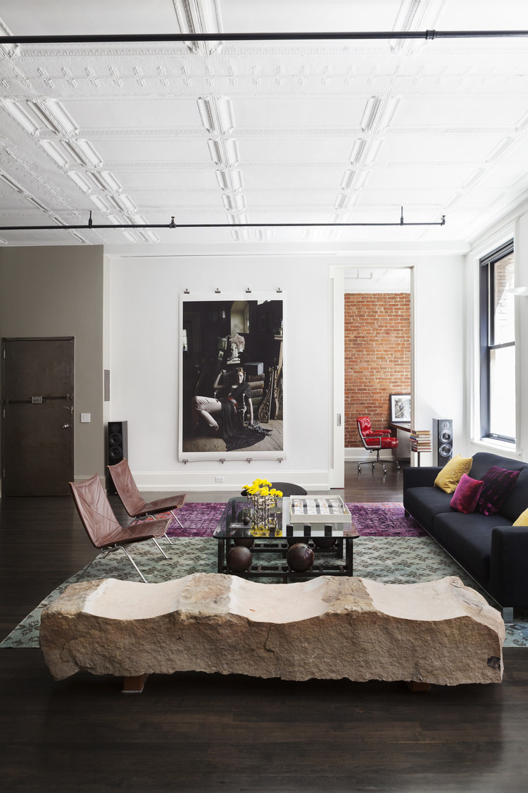 Mercer Street Loft - celebrates both classic, historical elements and modern twists 4