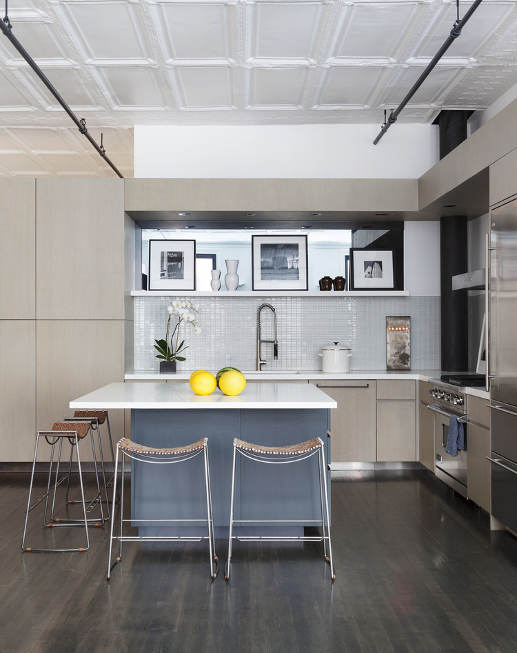 Mercer Street Loft - celebrates both classic, historical elements and modern twists 8