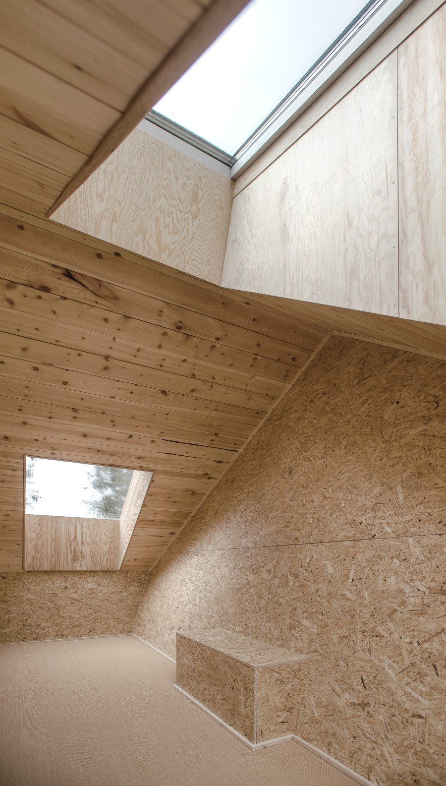Modern Wooden Family House Between Civilization and Nature 3