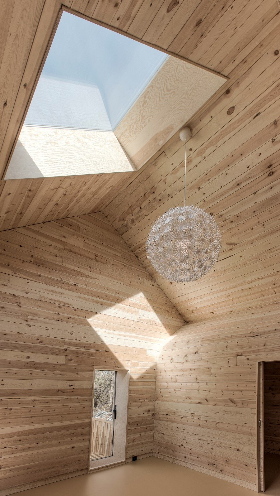 Modern Wooden Family House Between Civilization and Nature 2