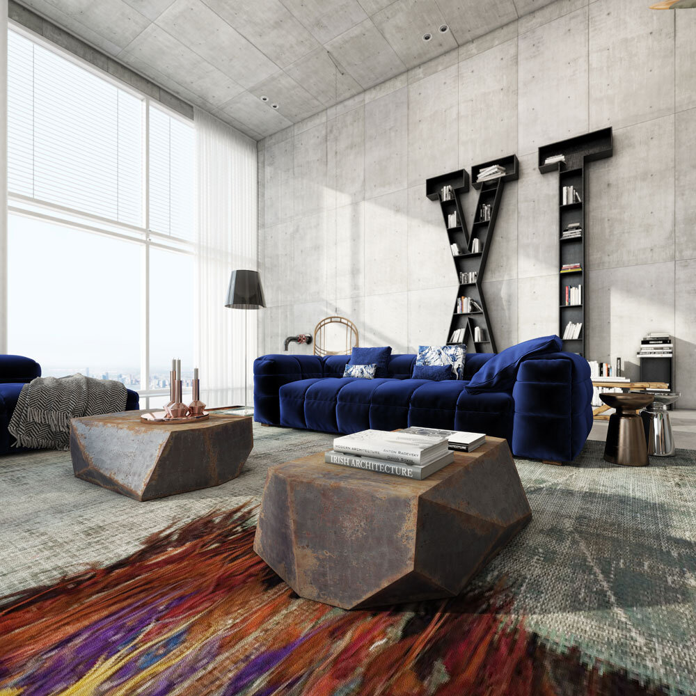 New York Loft - Ando Studio and designer Arik Ben Simhon (11)