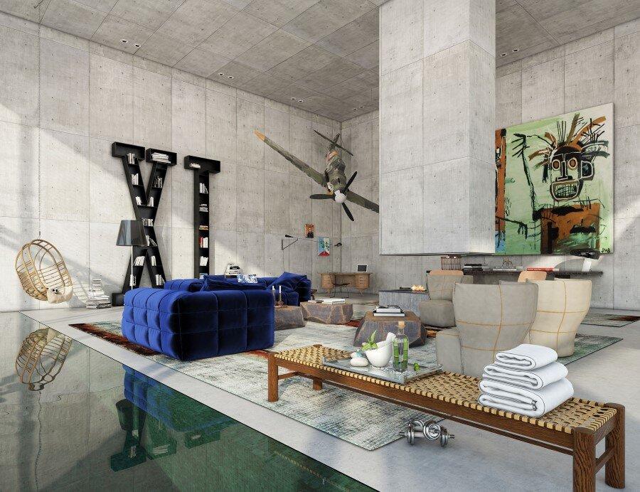 New York Loft – Ando Studio and designer Arik Ben Simhon