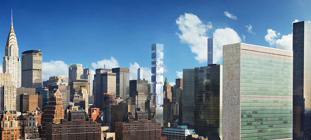 ODA Architecture Proposes An Ultra-Slender Residential Tower in Manhattan (12)