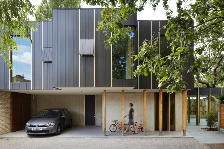 Pear Tree House in South London by Edgley Design (1)