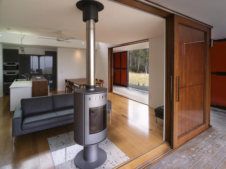 Premaydena House is designed as 'a box inside a box' (12)