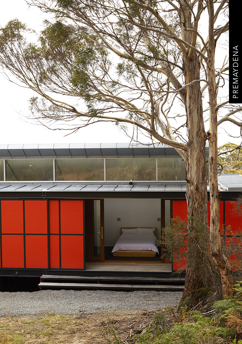 Premaydena House is designed as 'a box inside a box' (15)