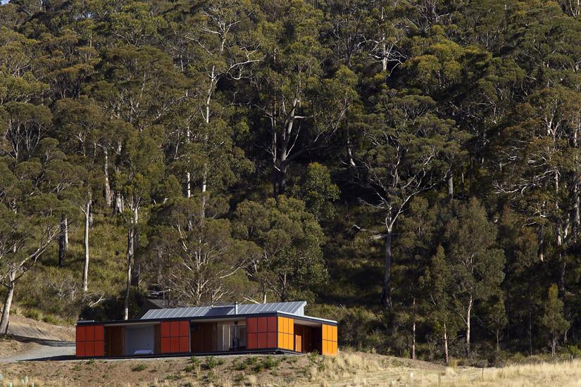 Premaydena House is designed as 'a box inside a box' (17)