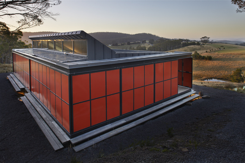 Premaydena House is designed as 'a box inside a box' (3)
