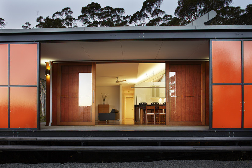 Premaydena House is designed as 'a box inside a box' (4)